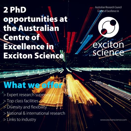PhD Opportunitie Poster