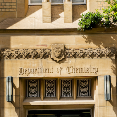 Chemistry Building, University of Melbourne